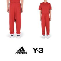 ★送料関税込★ADIDAS Y-3 MEN 3-STRIPES WIDE PANTS★
