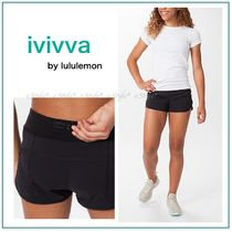 ☆ ivivva ☆ Speedy Short Black ショートパンツ