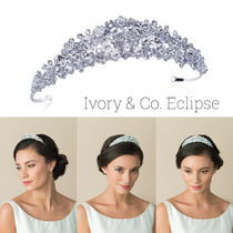 Ivory & Co ティアラ Eclipse
