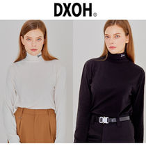韓国ブランド タートルロンT[DXOH] LOGO TURTLENECK 3COLOR EXO TWICE
