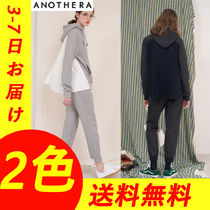 ANOTHER A(アナザーエー) パンツ 【ANOTHER A】◆ジョガーパンツ◆韓国ブランド/ 関税・送料込