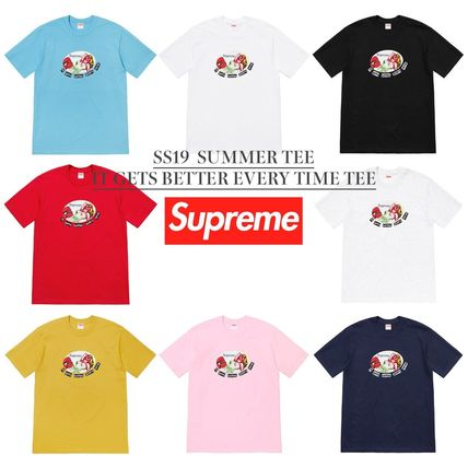 03c878b7bf35 BUYMA|商品お問い合わせ - SS19 Supreme It Gets Better Every Time Tee - Tシャツ 44990635