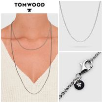 【TOM WOOD】☆新作☆Rolo Chain 18 inches