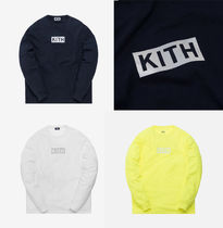 KITH SUMMER 2019 2 REFLECTIVE L/S TEE