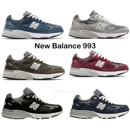 Classic 993 Running Made in USA