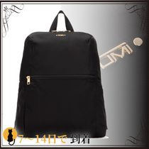 関税込◆Black nylon Just In Case backpack