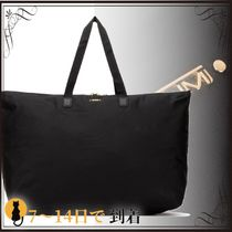 関税込◆Black nylon Just In Case shopping bag