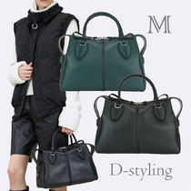 19-20AW★TOD'S D-Styling Medium Bag  関税/送料込