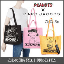 【国内発送】Peanuts x Marc Jacobs The Tag Tote セール