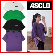 [ASCLO]  Riss Matilda Over T-Shirt - (4色)/追跡付