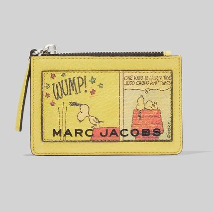 Peanut x Marc Jacobs◆THE BOX TOP-ZIP◆スヌーピーCoin Case