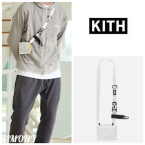 《KITH》KITH X FOURDII WL-1 WALLET/BELT ストラップ付き財布☆