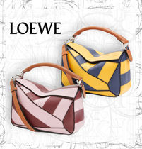 【LOEWE】AW19 Puzzle Rugby Small Bag