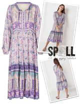SPELL(スペル) ワンピース ★即日発送可★送料無料!SPELL*ワンピース*POINCIANA GOWN
