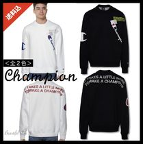 【送料込】CHAMPION ★ Super Fleece 2.0 Behind The Label Crew