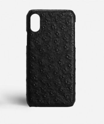 THE CASE FACTORY スマホケース・テックアクセサリー THE CASE FACTORY★IPHONE XS MAX OSTRICH(2)