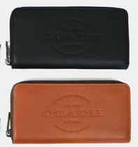 2色から☆COACH☆LEATHER ACCORDION WALLET☆iPhone-X 収納可