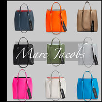 MARC JACOBS(マークジェイコブス) トートバッグ 【国内発送】SALE!!最安!直営店購入で安心!大人気The Tag Tote