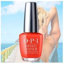 OPI  INFINITE SHINE  ISL F81 Living On the Bula-vard! 送料込