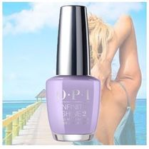 OPI  INFINITE SHINE  ISL F83 Polly Want a Lacquer? 送料込