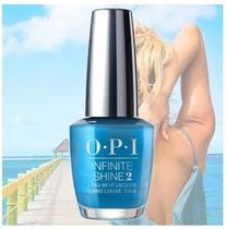 OPI  INFINITE SHINE  ISL F84 Do You Sea What I Sea? 送料込