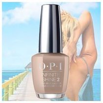 OPI  INFINITE SHINE  ISL F89 Coconuts Over 送料込