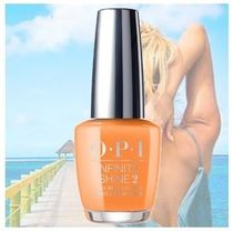 OPI  INFINITE SHINE  ISL F90 No Tan Lines 送料込