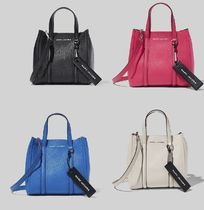MARC JACOBS THE MINI TAG TOTE トート/クロスボディ/2WAYバッグ