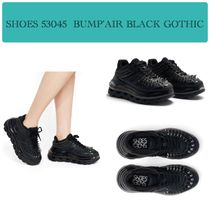 日本未入荷☆SHOES 53045☆BUMP'AIR BLACK GOTHIC☆スニーカー