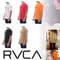 【RVCA】ルーカ メンズ PATCH RVCA SS Tシャツ 5色