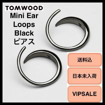 ■VIPSALE・日本未入荷■ Tom Wood Mini Ear Loops Black ピアス