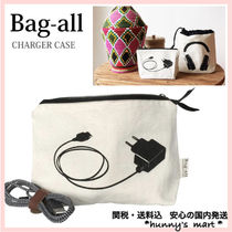 【Bag-all】NY発♡CHARGER CASE 充電器 ポーチ
