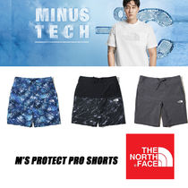 【THE NORTH FACE】 ★M'S PROTECT PRO SHORTS ★ 3色/追跡付