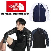 【THE NORTH FACE】 ★M'S PROTECT RASHGUARD ZIP UP★ 3色