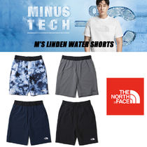 【THE NORTH FACE】 ★M'S LINDEN WATER SHORTS ★ 4色/追跡付
