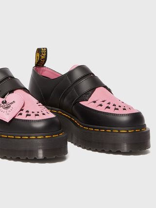 2019SS★Dr. Martens x Lazy Oaf Buckle Creeper コラボシューズ