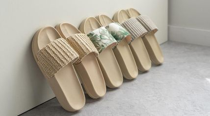 DECO VIEW ライフスタイルその他 【DECO VIEW】 Resort Look Office slippers