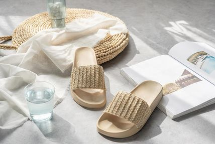 DECO VIEW ライフスタイルその他 【DECO VIEW】 Resort Look Office slippers(2)