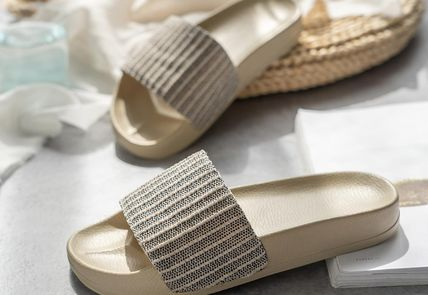 DECO VIEW ライフスタイルその他 【DECO VIEW】 Resort Look Office slippers(3)