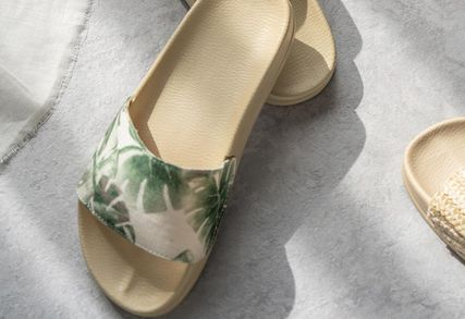 DECO VIEW ライフスタイルその他 【DECO VIEW】 Resort Look Office slippers(5)