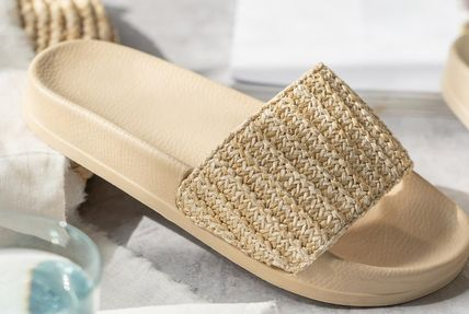 DECO VIEW ライフスタイルその他 【DECO VIEW】 Resort Look Office slippers(6)
