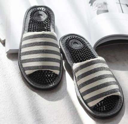 DECO VIEW ライフスタイルその他 【DECO VIEW】 Mark ST acupressure slippers(2)