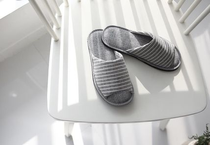 DECO VIEW ライフスタイルその他 【DECO VIEW】 Sandy Stripe slippers(2)