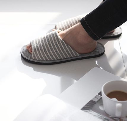 DECO VIEW ライフスタイルその他 【DECO VIEW】 Sandy Stripe slippers(3)