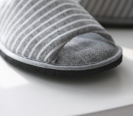 DECO VIEW ライフスタイルその他 【DECO VIEW】 Sandy Stripe slippers(4)