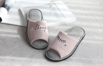 DECO VIEW ライフスタイルその他 【DECO VIEW】 Embroidery slip slippers