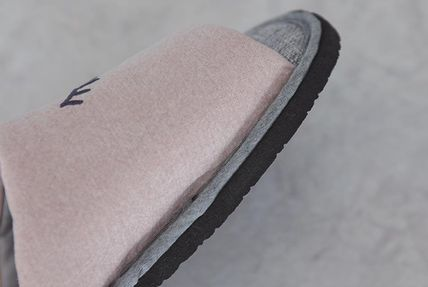 DECO VIEW ライフスタイルその他 【DECO VIEW】 Embroidery slip slippers(6)