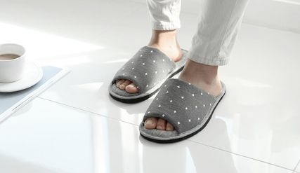 DECO VIEW ライフスタイルその他 【DECO VIEW】 Benedict slippers(3)
