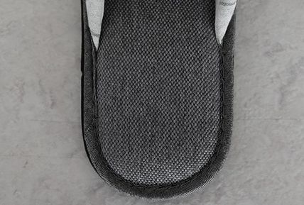 DECO VIEW ライフスタイルその他 【DECO VIEW】 Basic check slippers(5)