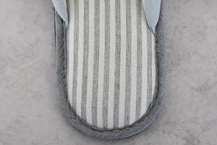 DECO VIEW ライフスタイルその他 【DECO VIEW】 Hello eyes embroidery slippers(7)
